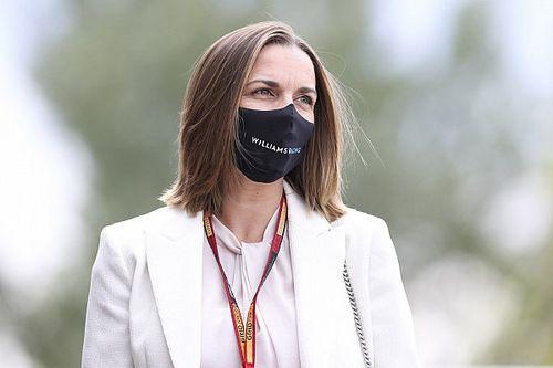 "Claire Williams cita ""DNA verdadeiro do esporte"" para justificar recurso contra Racing Point"