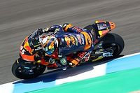 Moto2スペイン決勝:ルカ・マリーニが今季初優勝。長島哲太が2位で連続表彰台