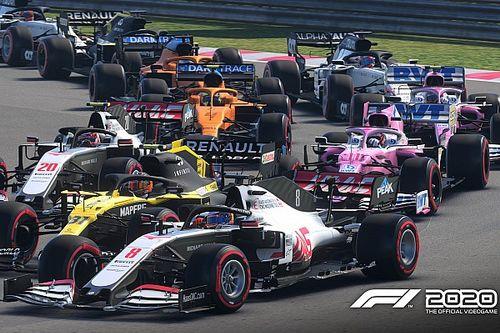 Haas es campeón de F1... en el mundo virtual