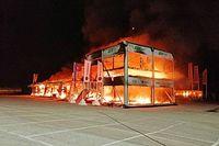 موتو إي: النيران تلتهم جميع الدراجات الكهربائية في خيريز