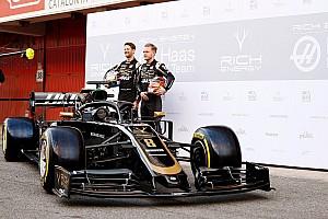 Haas показала машину 2019 года