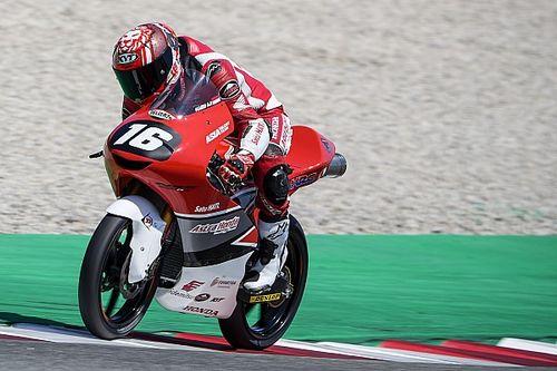Hasil Race 2 CEV Moto3 Catalunya: Ketidakberuntungan Mario Aji Berlanjut