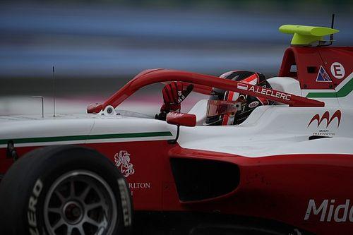 F3 Macaristan: Leclerc ilk pole pozisyonunu aldı, Prema 1-2 oldu