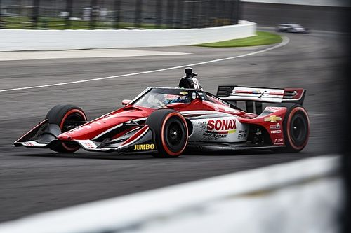 Indycar GP Indy: VeeKay beats Grosjean for comfortable maiden win