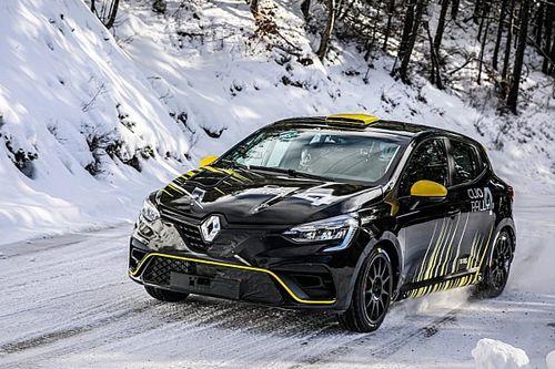 CIR: la Renault Clio Rally4 esordirà al Targa Florio con Andreucci