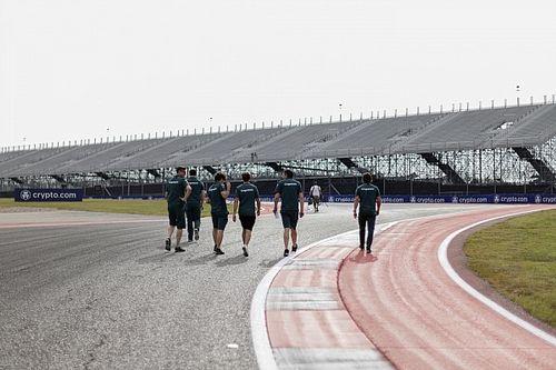 """COTA-baas na kritiek: """"Hobbels vormen geen probleem voor F1"""""""