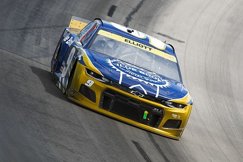 """Elliott """"confused"""" by tyre issues in crucial Texas NASCAR race"""
