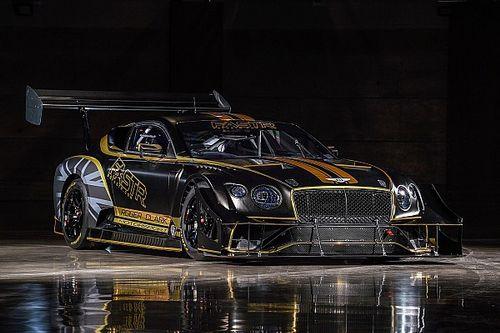 Bentley sera à Pikes Peak avec une Continental GT3 spectaculaire