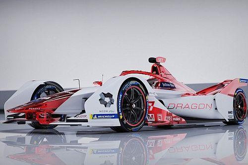 Dragon reveals striking new livery for 2020/21 FE season