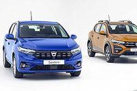 Yeni Dacia Sandero ve Sandero Stepway Türkiye'de!