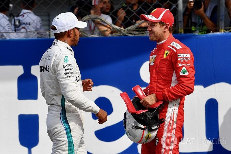 Vettel Vs. Hamilton: Szingapúri Nagydíj