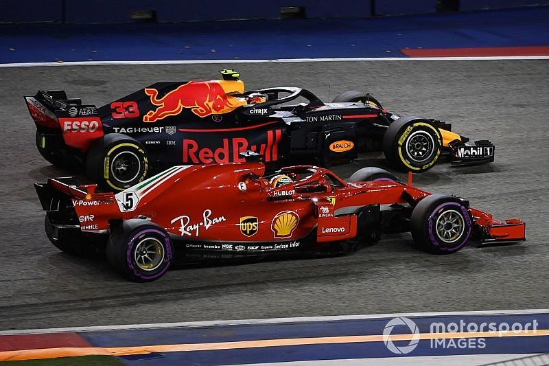 Horner über Vettel und Verstappen: