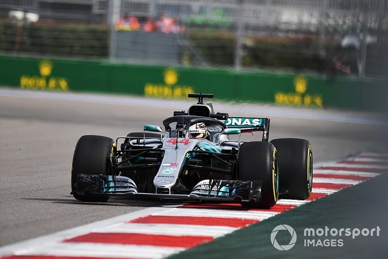 EL2 - Hamilton et Mercedes s'affirment
