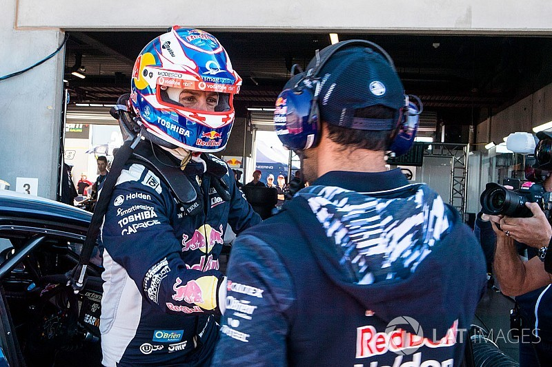 Tailem Bend Supercars: Whincup completes weekend pole sweep
