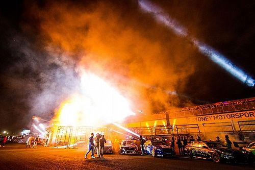 Supercars confirms Sydney night race plan