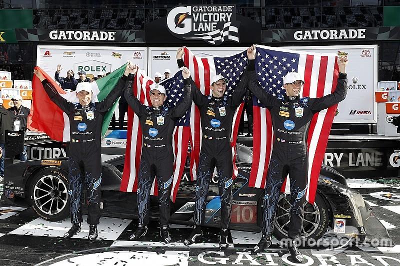Daytona 24 Jam: Wayne Taylor Cadillac cetak kemenangan kontroversial