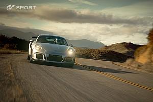 Симрейсинг Новость Создатели Gran Turismo Sport показали геймплей с Porsche