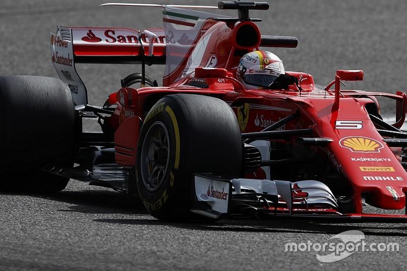 Vettel no teme que el frío de Rusia haga bajar el rendimiento de Ferrari