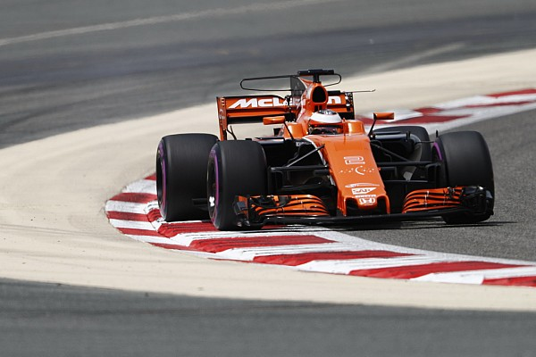 McLaren-Honda needs answer for test boost - Vandoorne
