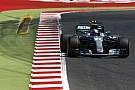 В Mercedes исключили влияние старого мотора на результат Боттаса