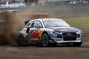 World Rallycross Breaking news Heikkinen parts ways with Ekstrom's World RX team