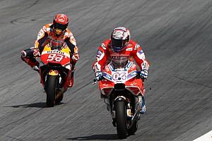 MotoGP Son dakika Marquez, son viraj atağında şampiyonayı unutmuş
