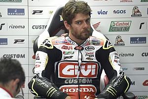 MotoGP Son dakika Crutchlow, yağmur yağarsa yarışa çıkmayacak