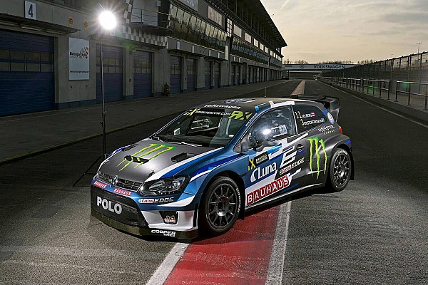 World Rallycross Noticias de última hora Volkswagen cambia Red Bull por Monster en el World Rallycross