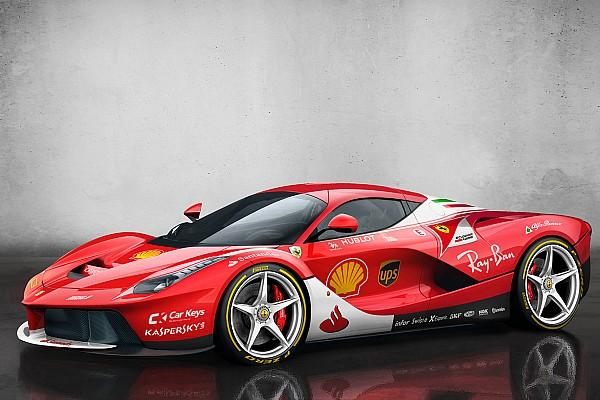 Automotive Fotostrecke Fotostrecke: Sportwagen im Formel-1-Design 2017