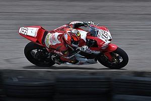 ARRC Race report ARRC Johor: Irfan Ardiansyah raih podium perdana di SS600