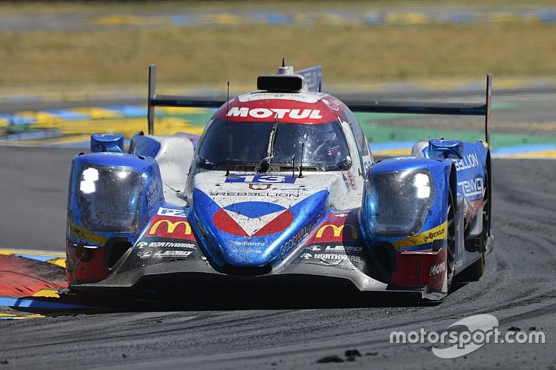 Rebellion #13 na technische controle gediskwalificeerd in 24 uur van Le Mans