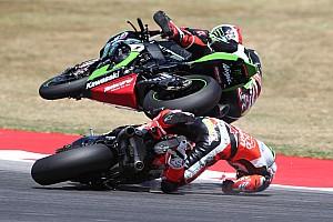 Superbikes Nieuws Davies doelt op terugkeer in Laguna Seca na crash