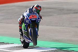 FP1 MotoGP Inggris: Vinales tercepat, Rossi kelima