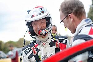 WRC 速報ニュース トミ・マキネン「ハンニネンの結果は残念。これまでの貢献に心から感謝」