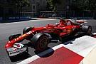 Формула 1 Райкконен розповів про свої пригоди в Азербайджані