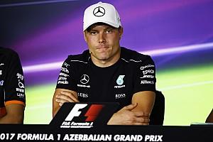F1 Noticias de última hora A Bottas su