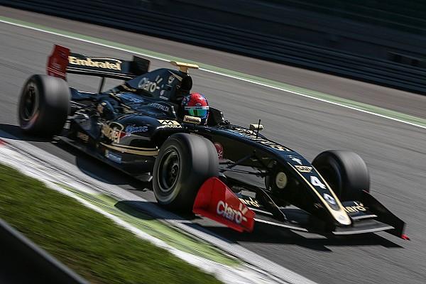 Формула V8 3.5 Отчет о гонке Фиттипальди выиграл гонку Ф3.5 в Хересе, двое россиян на подиуме