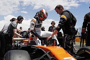 Formula 1 Breaking news Masalah Honda bisa