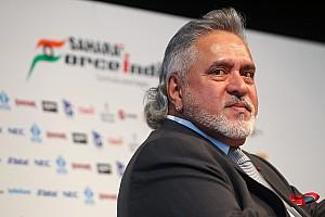Formula 1 Ultime notizie Force India: Mallya rilasciato dopo aver pagato la cauzione