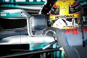 Hamilton - La Mercedes