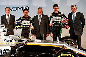 Formule 1 Actualités Pérez -