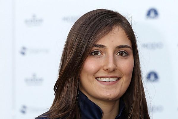 Sauber holt Tatiana Calderon als Entwicklungsfahrerin