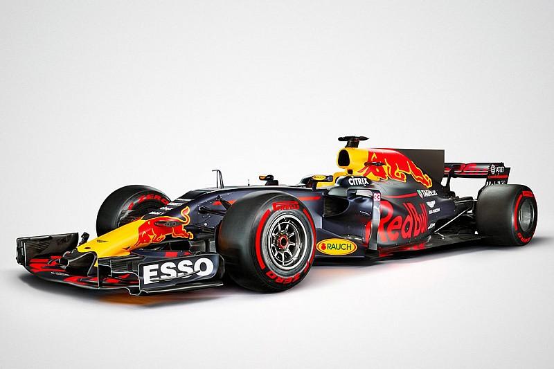 Bildergalerie: Studiofotos vom neuen Red Bull RB13 für F1 2017
