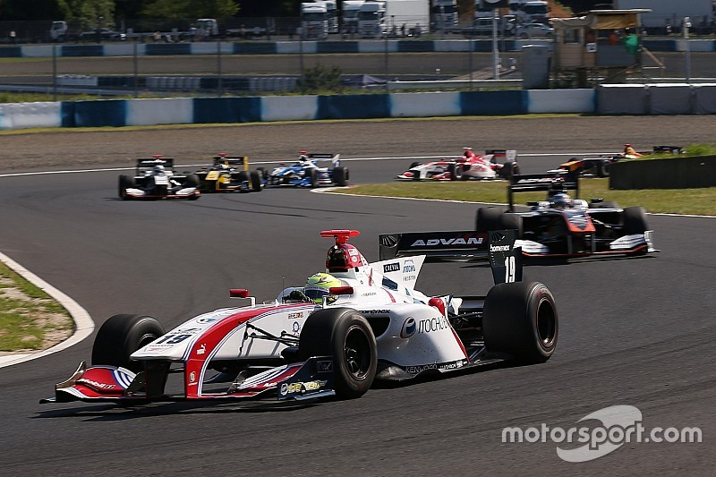 Super Formula plans faster new car for 2019