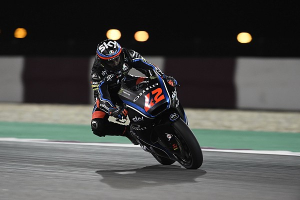 Moto2 Ultime notizie A Losail i primi punti del team Sky in Moto2 grazie a Bagnaia