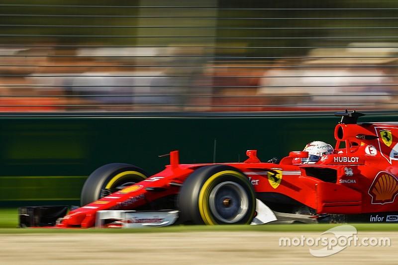 Mobil F1 2017 secepat yang diperkirakan?