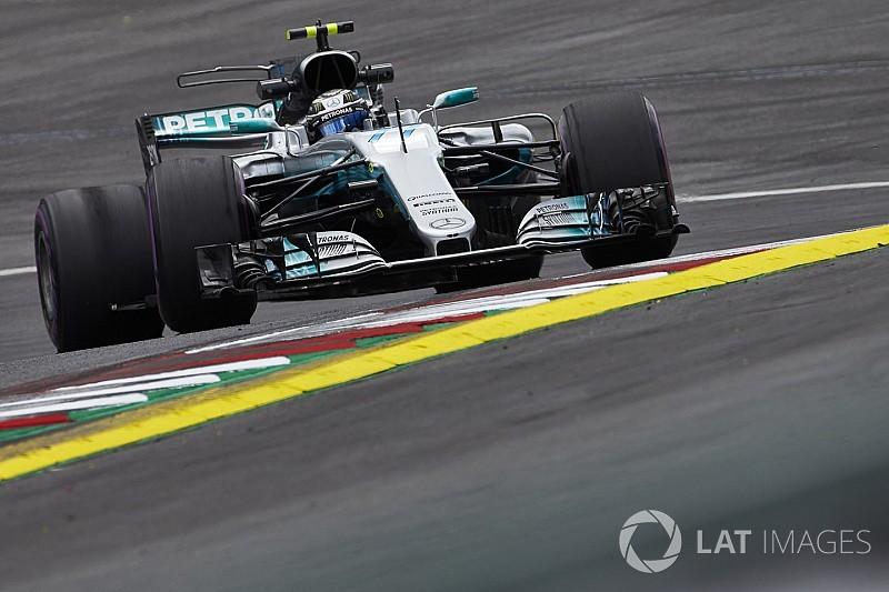Qualifs - Bottas s'offre la deuxième pole position de sa carrière