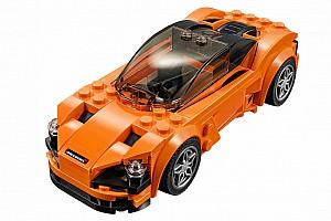 Automotive Noticias de última hora Lego crea el McLaren 720S