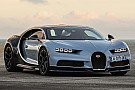 Auto La Bugatti Chiron capable d'atteindre 450 km/h?