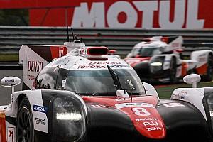 WEC Gara Spa, 6° Ora: storica doppietta Toyota